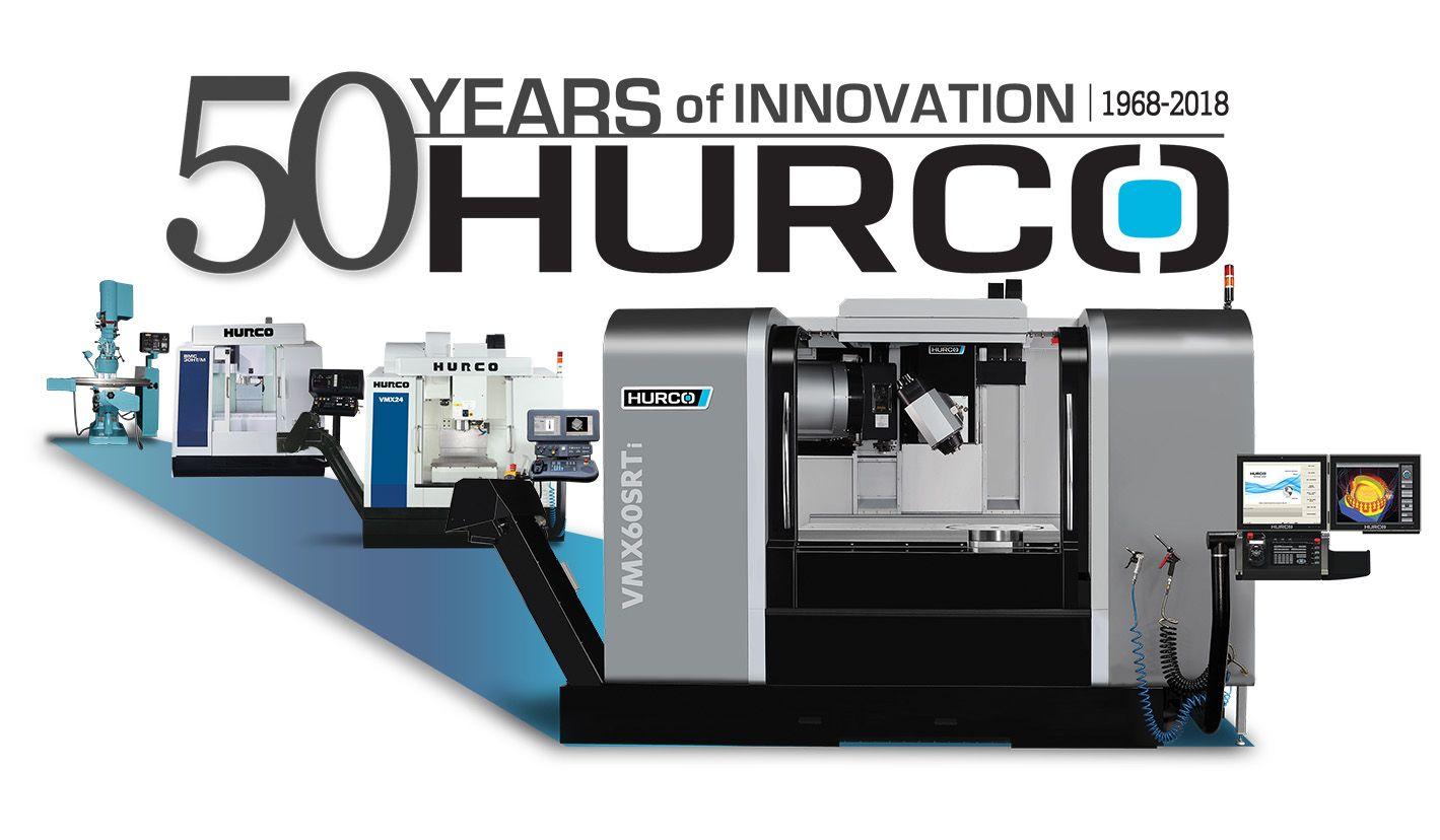 HURCO Image video  -